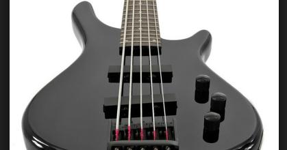 Premium Phosphor Bronze Longscale Saiten für Akustik Bass von Fender .045 .100