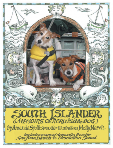 A new, local book for sailors with pooches
