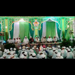 Ribuan Jamaah Padati  Maulid Nabi Muhammad di PP Qotrunnada