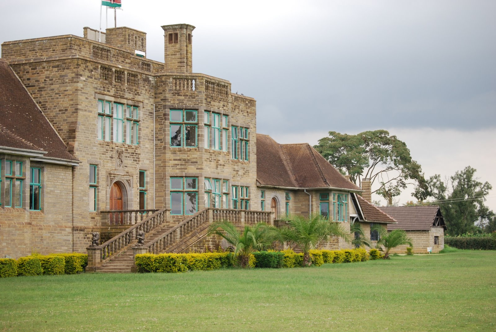 Plus 254 kenya the legacy of lord maurice egerton castle for Legacy house