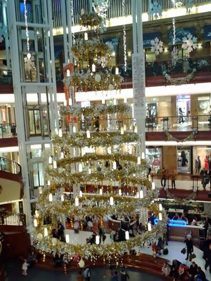 Princes Square, Glasgow, shopping, Style Mile