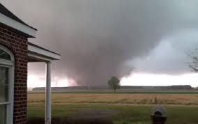 Noxubee County Tornado Hickory Ridge Studio
