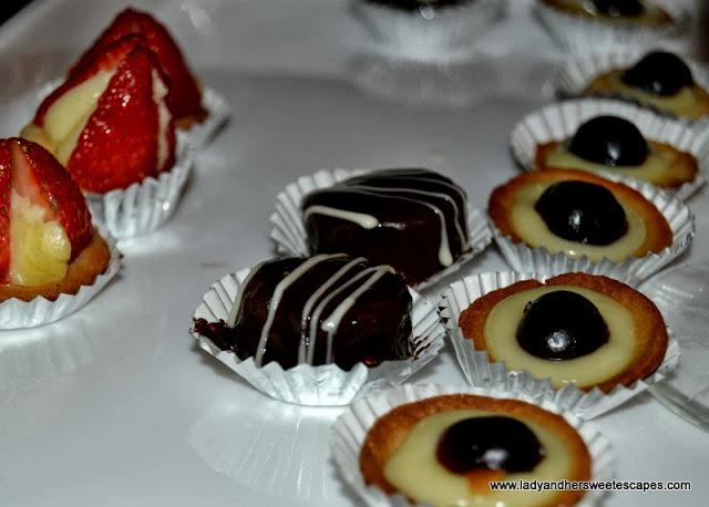 Fournil De Pierre's desserts