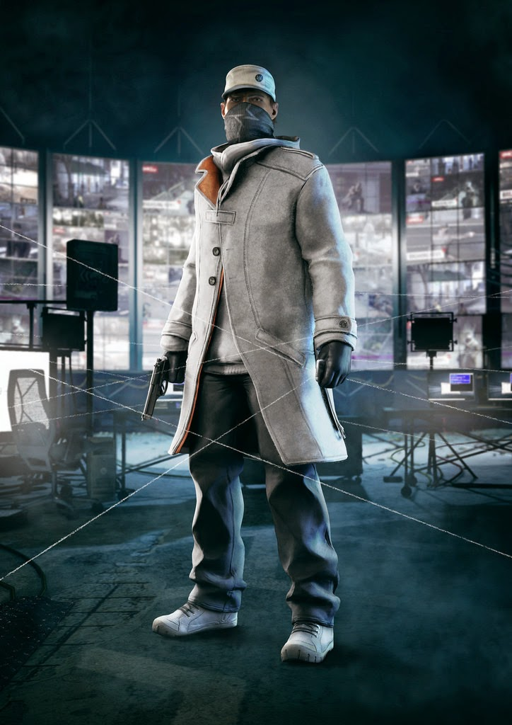 The White hacker suit