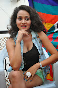 New Actress Jhansi Hot Stills in Shorts-thumbnail-9