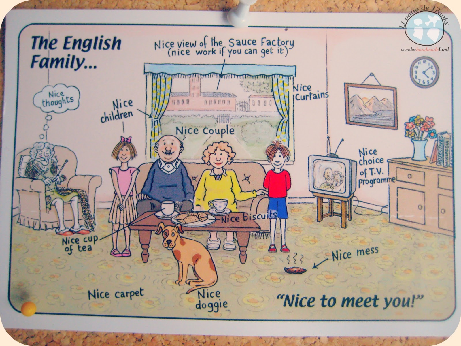 postal humor inglés