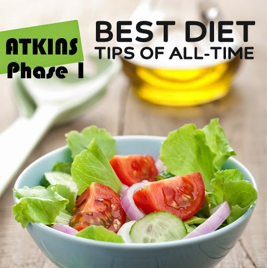 ATKINS 20 PLAN: PHASE 1 - WHAT LOW CARB FOODS YOU CAN EAT ...