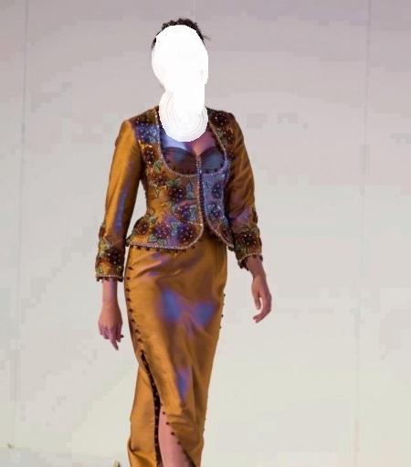 La nouvelle collection de robes algériennes