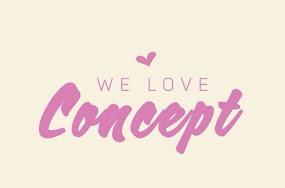 We Love Concept