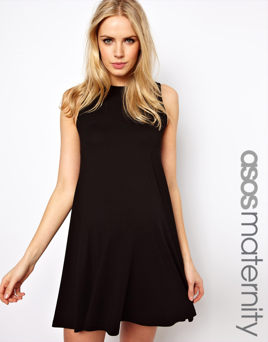 Luba lovely my picks asos maternity dresses leggings and tops asos maternity sleeveless swing dress ombrellifo Image collections