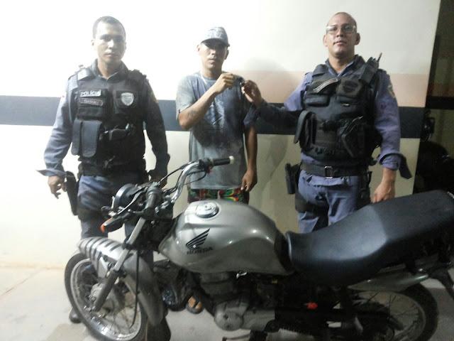 MOTOS ROUBADAS SÃO RECUPERADAS PELA POLÍCIA E DEVOLVIDAS AOS PROPRIETÁRIOS
