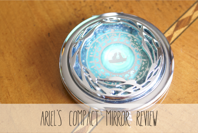 Disney's Ariel Set The Mood Compact Mirror Review
