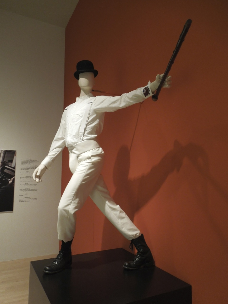 Clockwork Orange Alex DeLarge movie costume