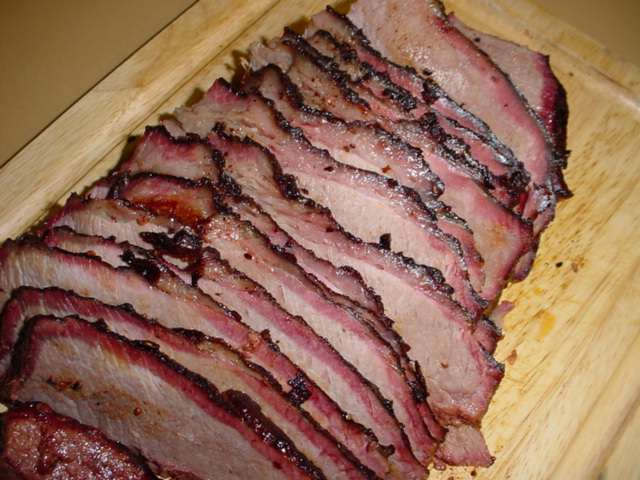 The holiday brisket rescue mission