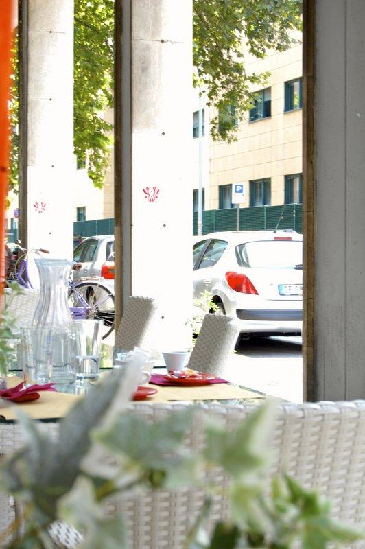 Ranzani 13 l 39 hamburger la passione di kekko for Il portico pizzeria bologna