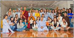 Chư Tăng Phật Tử Ưu Đàm