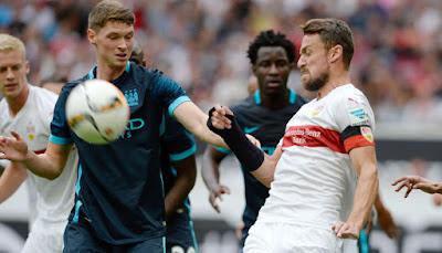 Cuplikan Gol VfB Stuttgart 4 - 2 Manchester City
