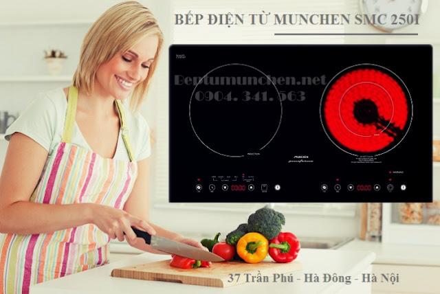 bếp điện từ munchen smc 250i