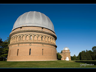 Observatorio Yerkes en el estado de Wisconsin, Estados Unidos