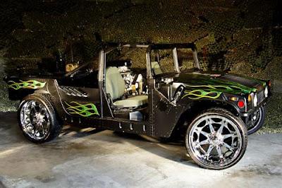 hummer tuning - american tuning cars