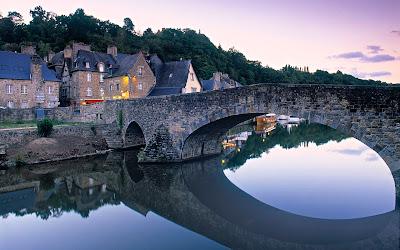 France River Landscape