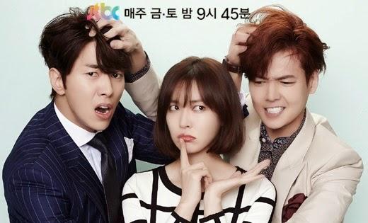 Drama Korea Falling for Innocence 2015 Subtitle Indonesia