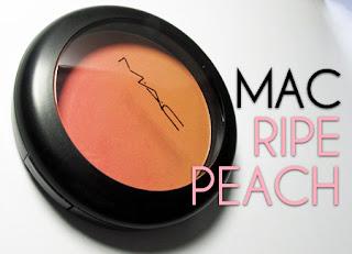 Ripe Peach mac
