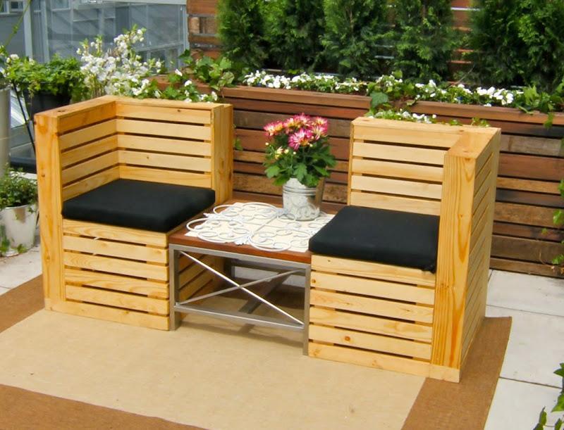 Furniture Kayu Pallet