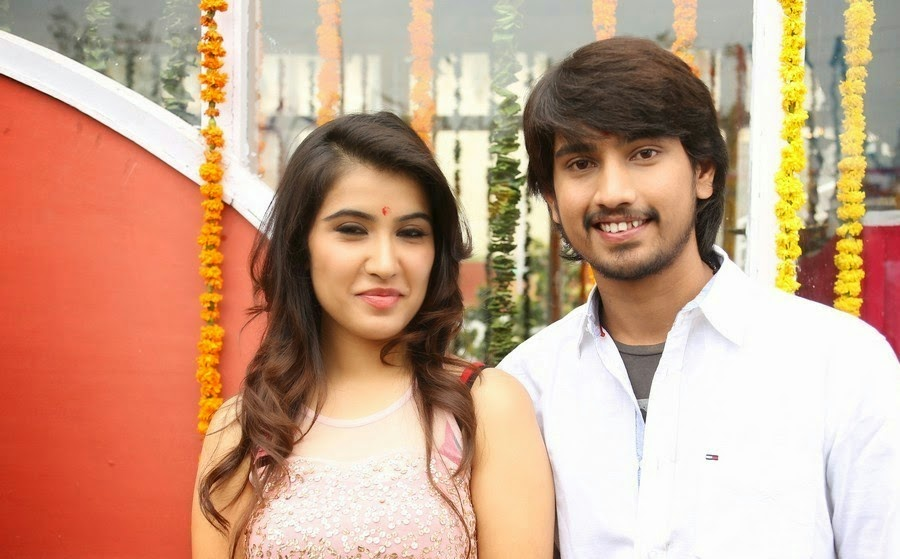 Kumari 21 F Production Movie Launch Photo Gallery