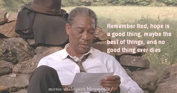 Movie Quotes And Dialogues The Shawshank Redemption Quotes
