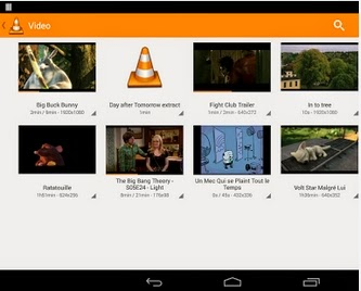 APPLICAZIONE VLC MEDIA PLAYER GRATIS PER SMARTPHONE E TABLET ANDROID