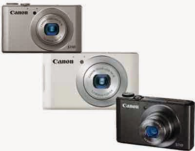 Canon PowerShot S110 12MP Digital Camera with 3-Inch LCD