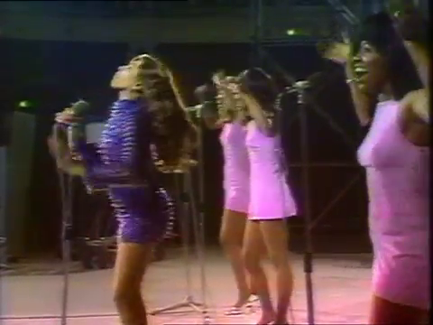 Stranger than known the ike and tina turner revue in europe