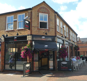 Parkviews blog beeston day time caf s caught for foodie book for Food bar beeston