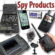 Spy products camera