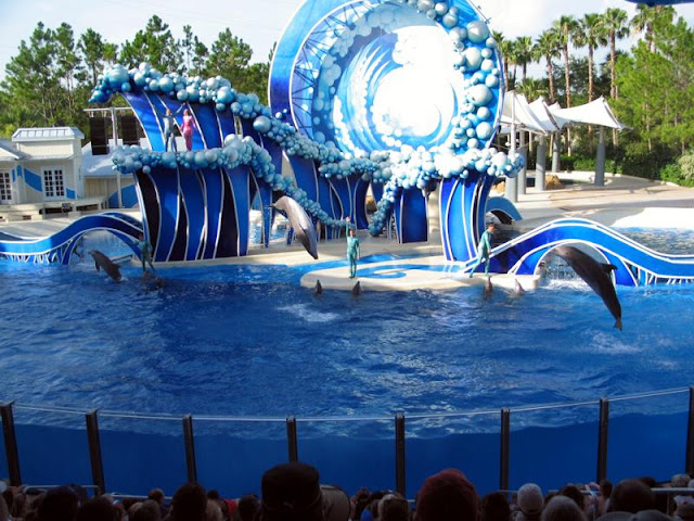 Orlando (FL) United States  city photos : Seaworld Orlando, Florida, United States