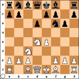 примерный план игры в шахматы