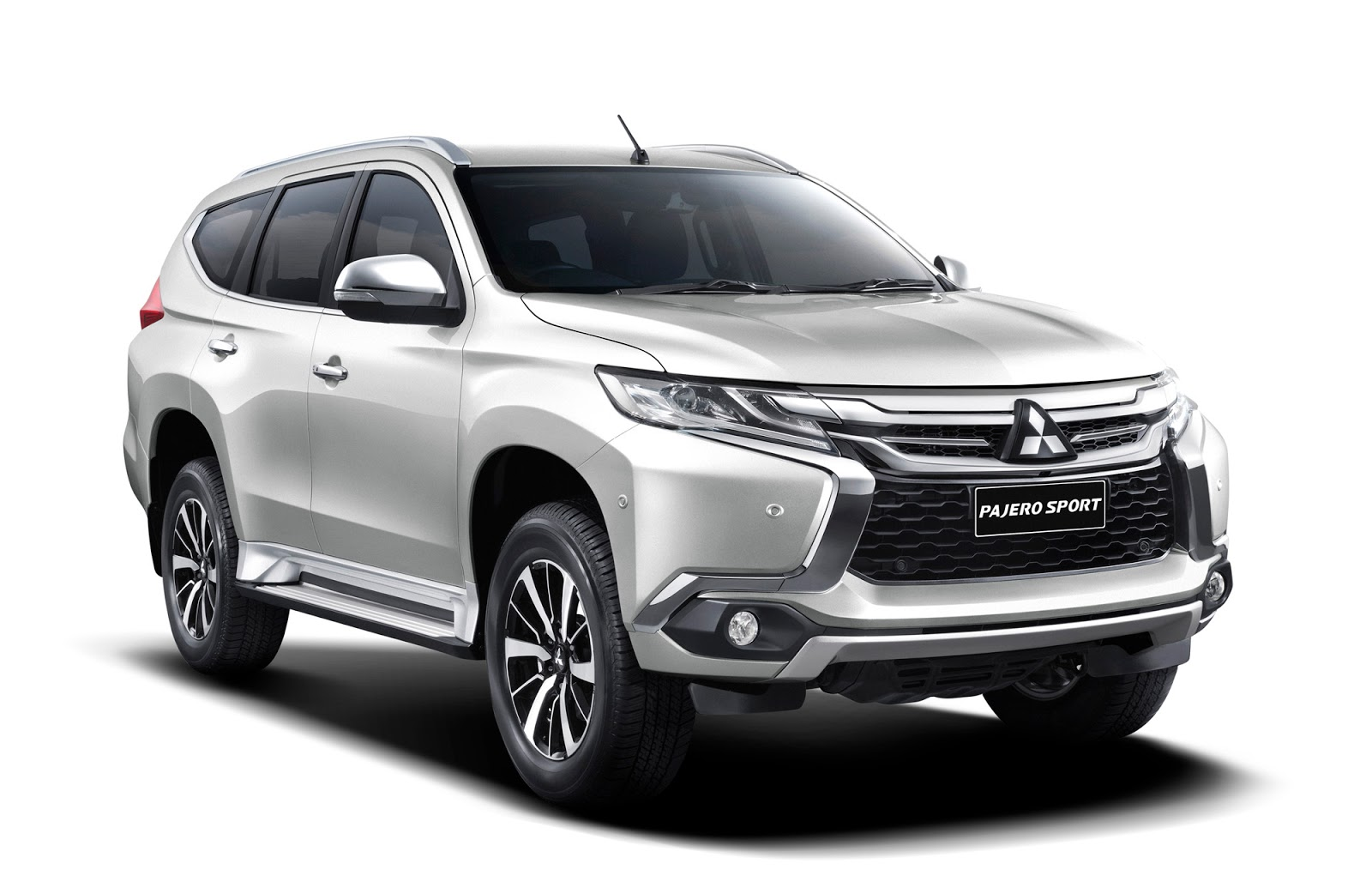 All new 2016 mitsubishi pajero sport officially revealed w video