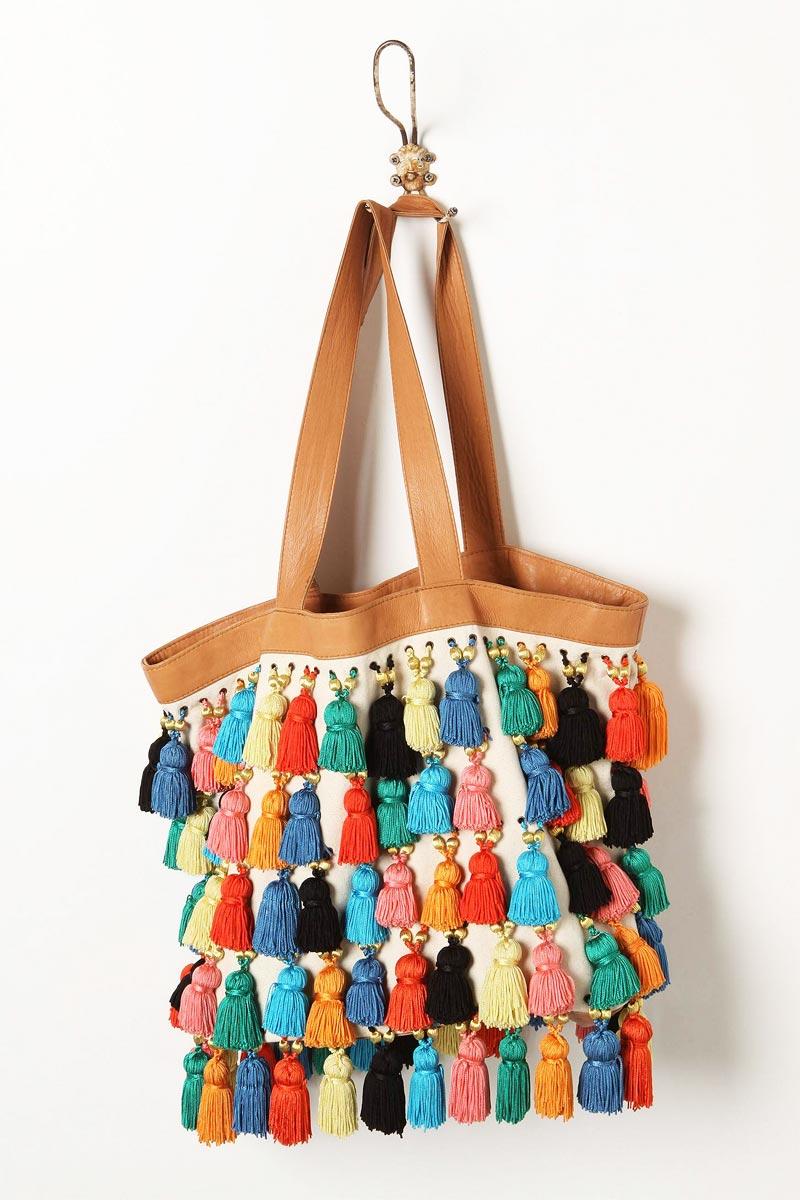 Обновить старую сумку своими руками
