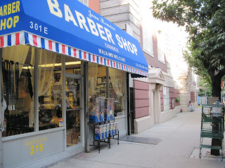 Jean Romano Barber Shop New York City Vintage Destination