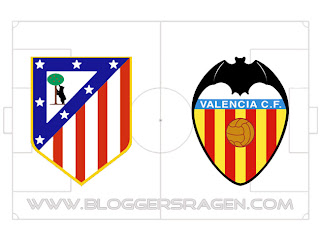 Prediksi Pertandingan Valencia vs Atletico Madrid