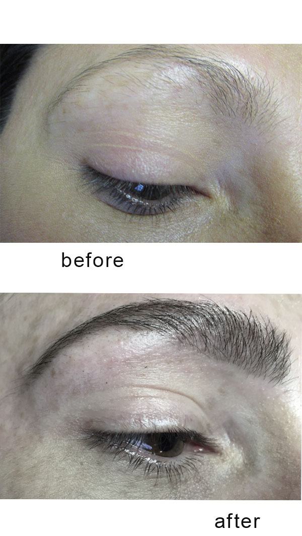 Allison Browning Therapies Brows Lashes