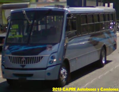 CAPRE Autobuses y Camiones: Transporte Público del Estado ...