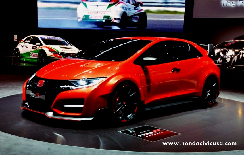 2017 honda civic type r review and price usa honda civic. Black Bedroom Furniture Sets. Home Design Ideas