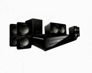 Buy Philips HTS3532BL/94 5.1 DVD Home Theatre System and 164 Cluebucks for Rs.8140 at Shopclues