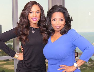 Oprah Interviews Jennifer Hudson on OWN