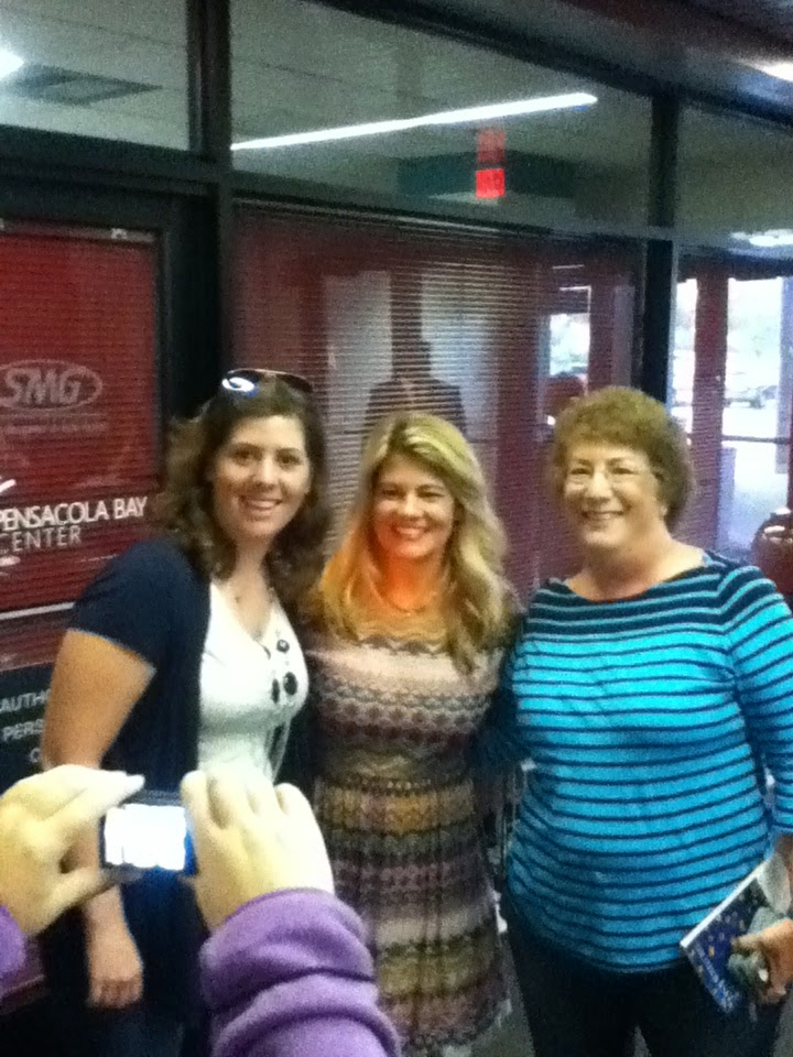 Lisa whelchel who was blair on facts of life spoke after lunch any