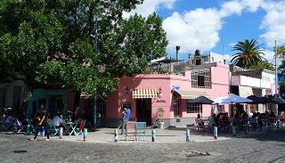 Argentina - Buenos Aires - Quartiere Palermo