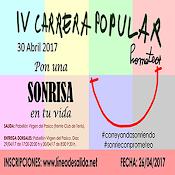IV CARRERA PROMETEO