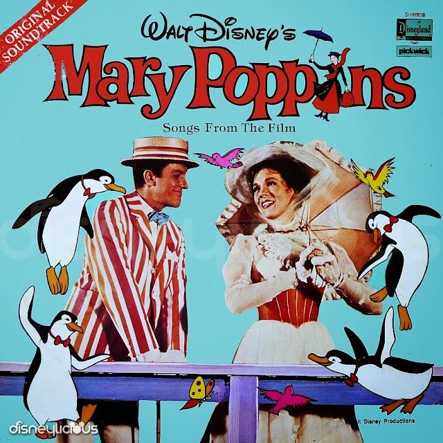 Frases de la película Mary Poppins